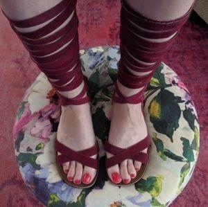 Jeffery Campbell/Free People Romana Fest Sandals
